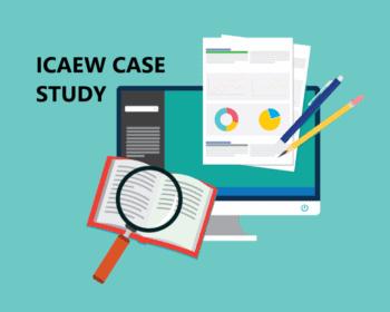 ICAEW case study ACA advanced level exams
